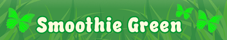 Smoothie Green Logo